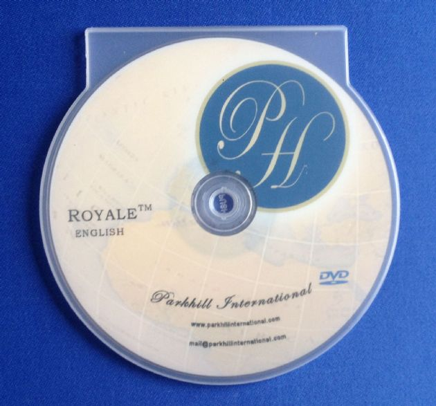 Royale Swags & Tails DVD Instruction